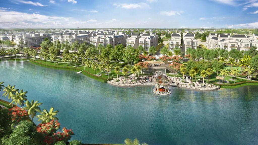 viet thu vinh dao the legend palace vinhomes star city thu hut gioi thuong luu xu thanh
