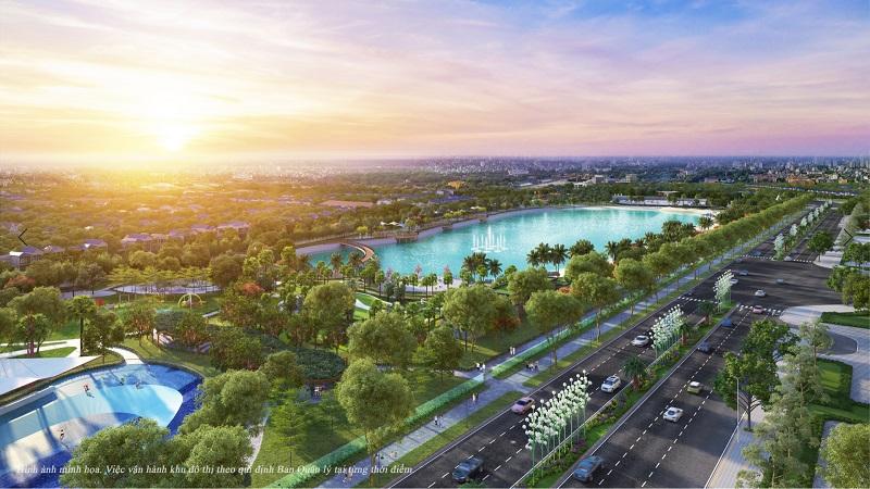 anh 360 view cong vien trung tam vinhomes smart city 1