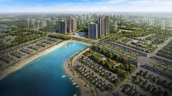 masteri waterfront huong loi tu su lot xac cua khu vuc phia dong
