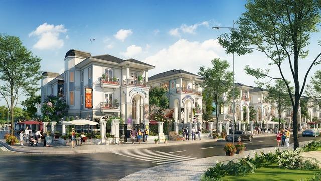 shopvilla vinh heritage san pham duoc nang cap tu nha pho thuong mai