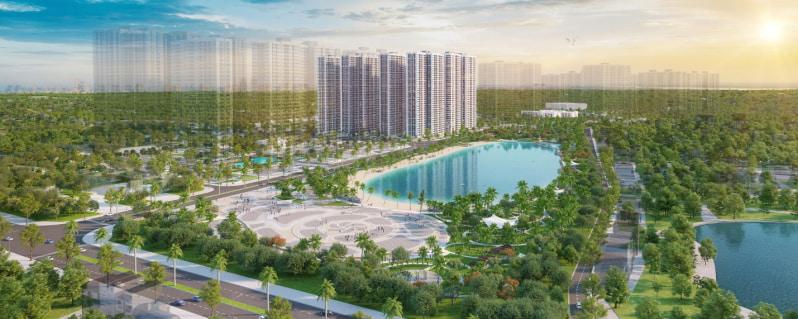 song gan cong vien ho dieu hoa cu dan imperia smart city huong loi