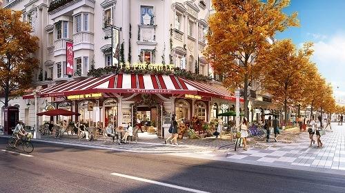 sun plaza grand world ha long ra mat shophouse europe tai thi truong quang ninh1