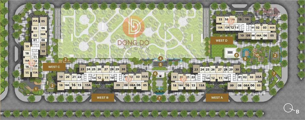 tong mat bang masteri smart city tay mo 1