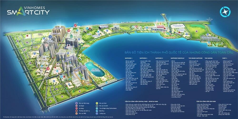 tong mat bang vinhomes smart city 1