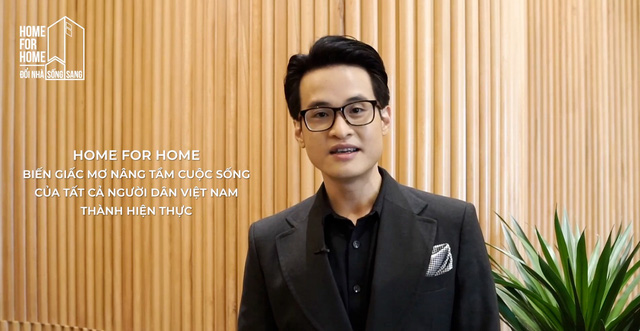 home for home la mot sang kien mang tinh nhan van
