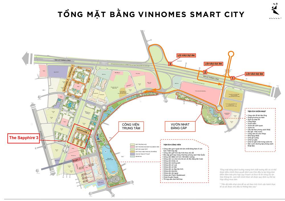 sapphire 3 vinhomes smart city1