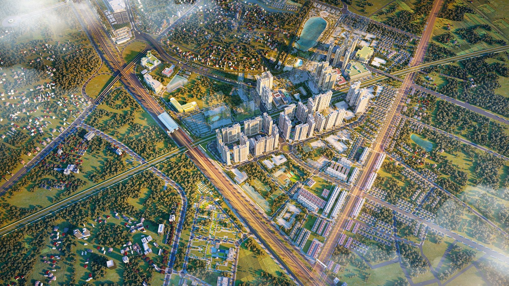 the metrolines vinhomes smart city3