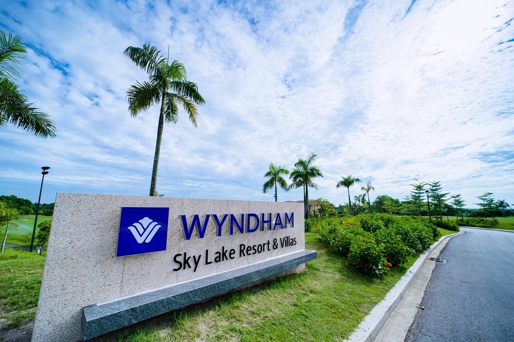 tien do wyndham sky lake