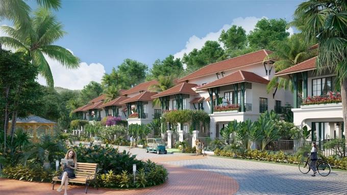 biet thu sun tropical village chay hang trong dot mo ban dau tien